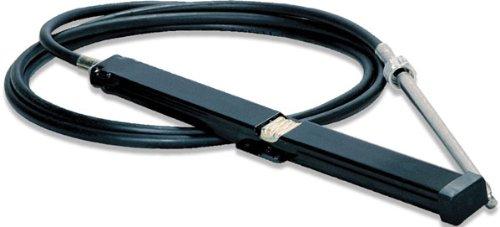 Sierra SSC13410 SeaStar Back Mount Rack Single Steering Cable - 10'