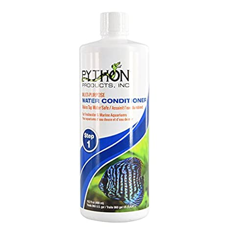 Python Multi-Purpose Water Conditioner, 16.2 oz - Heavy Metal Neutralizer