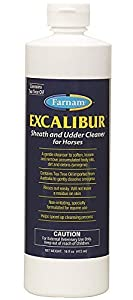 (3 Pack) Farnam Excalibur Sheath Cleaner - 16oz each