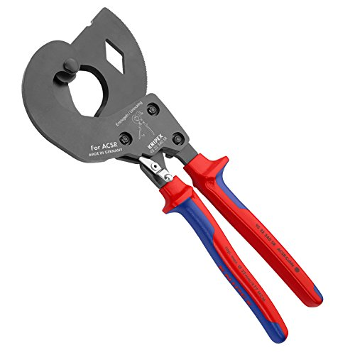 95 32 340 SR Acsr Cable Cutter For Cables with A Steel Core by KNIPEX Tools