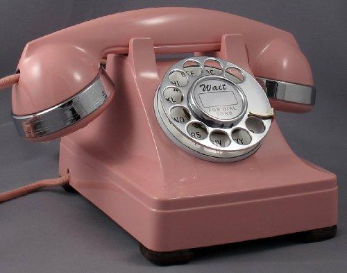 Western Electric Rotary Phone - 4