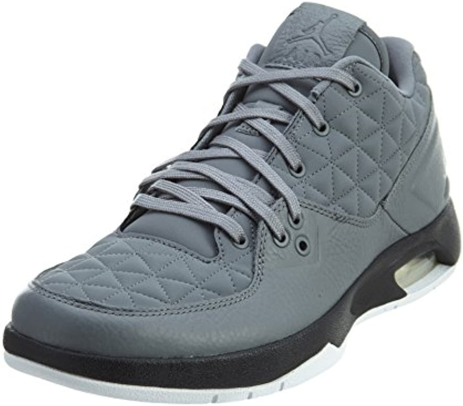 nike   cuir embrayage cool Gris  / cuir  noir taille 12 8bfdd9