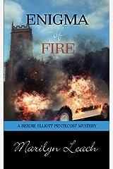 Enigma of Fire (Berdie Elliott Mysteries) Paperback