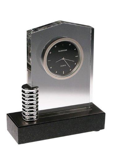 47 Crystal Clock (Bluestone Crystal Clock)