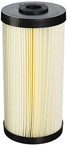 [해외]미국 배관공 W20CLHD 155405-51 20 미크론 주름 셀 룰로 오 스 수 지 필터-10 \\ / American Plumber W20CLHD 155405-51 20 Micron Pleated Cellulose Resin Filter - 10 Long