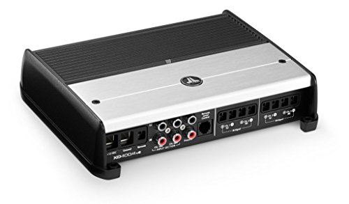 JL Audio XD400/4v2 4-channel car amplifier - 75 watts RMS x 4