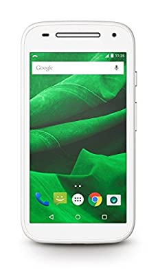 Republic Wireless Moto E (2nd Gen) - 8 GB No Contract Phone (Certified Refurbished) - Carrier Packaging - White