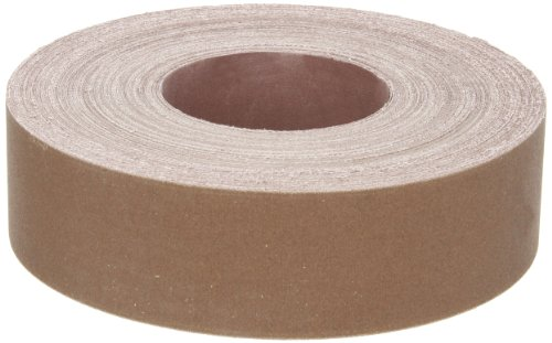 Norton K225 Metalite Abrasive Roll, Cloth Backing, Aluminum Oxide, 2'' Width x 50yd Length, Grit P240 (Pack of 5) by Norton Abrasives - St. Gobain