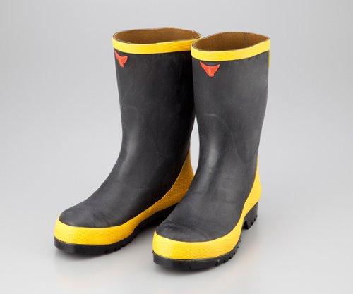 静電気帯電防止安全長靴静電長13型 24 B00KCGEY0E