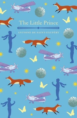 Book cover for The Little Prince