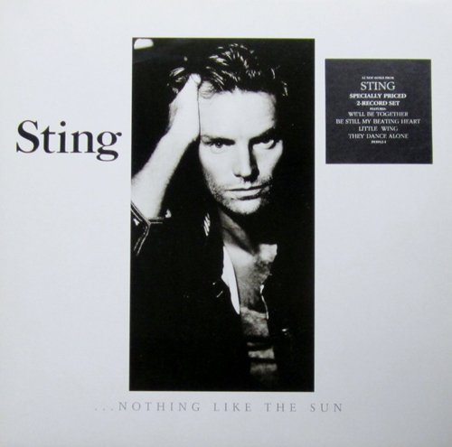 Vinilo : Sting - Nothing Like The Sun (2 Disc)