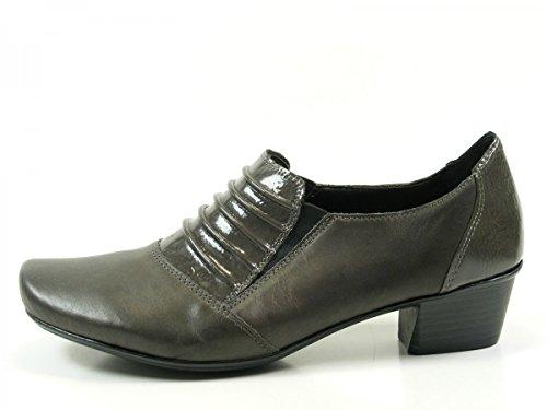 RIEKER Zapatilla 53862-45 - grey Gris - gris