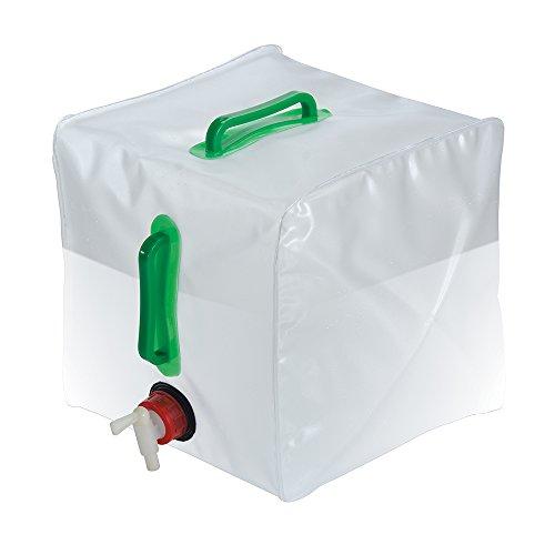 DKB Wasserkanister Faltbarer Wassertank 20 Liter faltbar Faltkanister