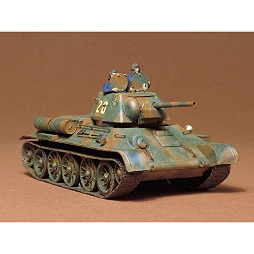Tamiya Models Russian T-34/76 Tank