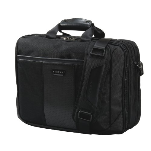 Everki Versa Premium Checkpoint Friendly Laptop Bag/Briefcase for 16-Inch MacBook (EKB427) by Everki