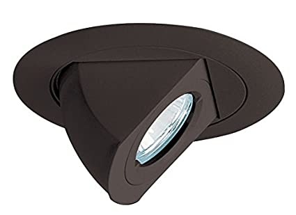 juno lighting 449 bl 4 inch aiming elbow recessed trim black