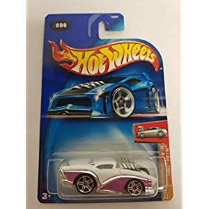 'Toned Two 2 Go 2004 First Editions 6/100 Hot Wheels Diecast Car No. 006