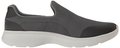 Skechers Go Walk 4-Incredible Herren US 8.5 Grau Wanderschuh