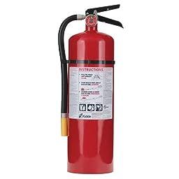 Kidde 408-466204 Pro 10 MP Fire Extinguisher, UL Rated 4-A, 60-B:C