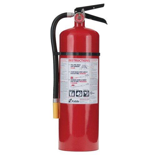 Kidde 408-466204 Pro 10 MP Fire Extinguisher, UL Rated 4-A, 60-B:C by Kidde (Image #1)