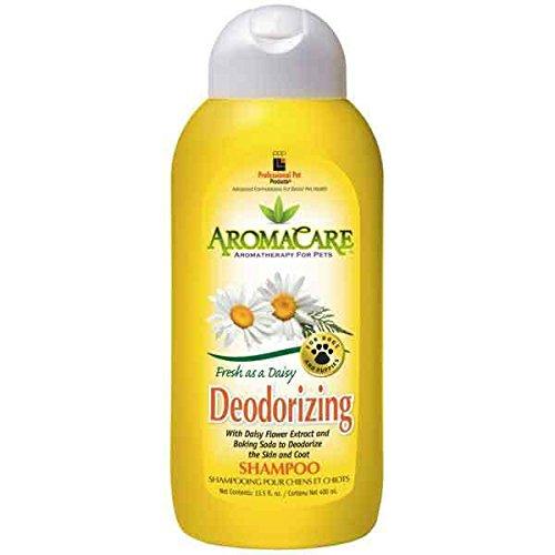 Daisy Deodorizing Pet Shampoo Gentle Cleansing Flower Extract Baking Soda ()