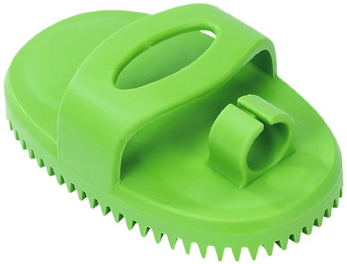 Oster Animal Care for Your Dog Canine Rubber Curry Brush, My Pet Supplies