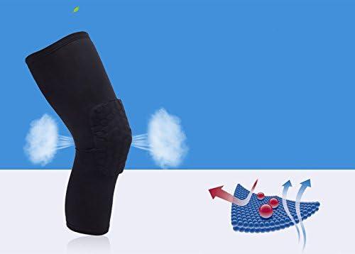 Basket Volley Senmir 1 Pi/èce Genouill/ères Kneepads Sport Pr/évenir Les Blessures /à Genou pour Tennis Alpinisme ect Rugby Badminton Course Football
