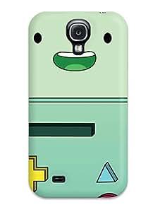 Galaxy S4 Case Bumper Tpu Skin Cover For Adventure Time Accessories