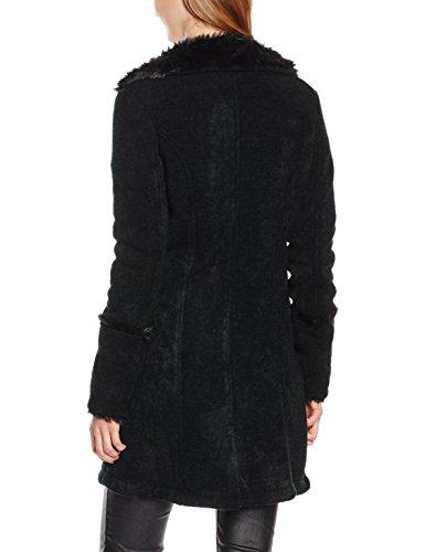 Negro Abrigo Mujer S0110a16 Molly Bracken Para Uq8TT4F