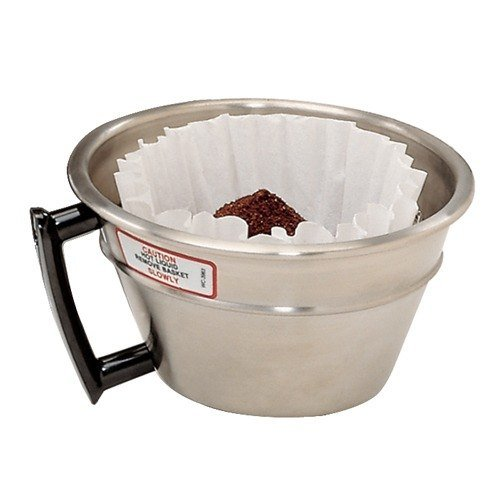 Curtis UP-3 Coffee Filter for RU-150 and RU-300 Coffee Urns - 500/Case by Curtis