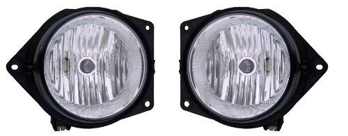 hummer h3 lights - 2