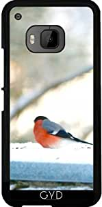 Funda para Htc One M9 - Hombres De Bullfinch by Pivi