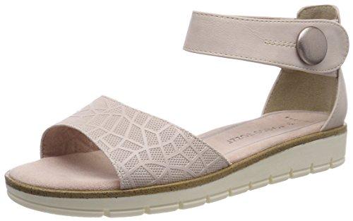Marco Tozzi Women's 28118 Ankle Strap Sandals Pink (Rose 521) EV6Z6h