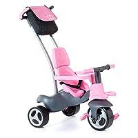 MOLTO - Triciclo Urban trike easy control, color rosa (17201)