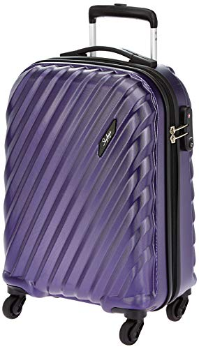 Skybags Westport Polycarbonate 55.7 cms Purple Hardsided Carry-On (WESTP55EMDP)