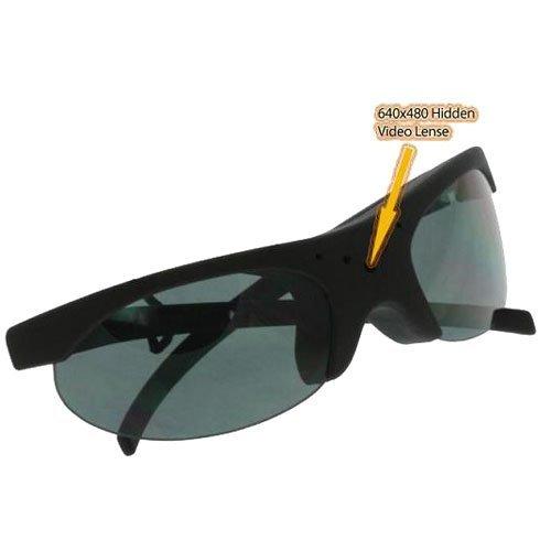 Spy-MAX Security Products Digital Camera Sunglasses SUN420, Includes Free eBook [並行輸入品] B01KBR8616