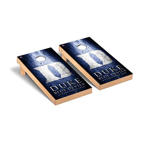 - Duke Blue Devils Regulation Cornhole Game Set Museum Version