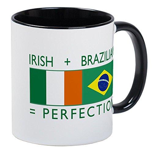 Irish Brazilian Flag - 1