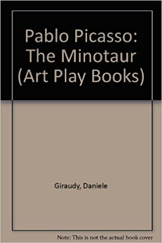 pablo picasso the minotaur art play books english and french edition