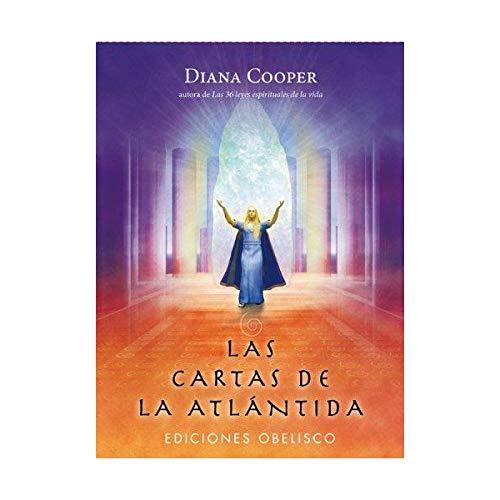 Las cartas de la Atlántida + baraja (CARTOMANCIA): Amazon.es ...