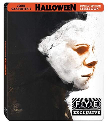 Halloween (1978) [Exclusive Limited Edition Blu-ray Steelbook] -