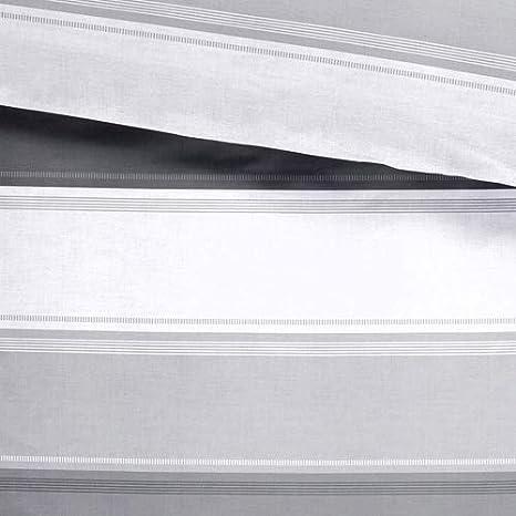King Polyester-Cotton Blue Fusion Duvet Cover Set