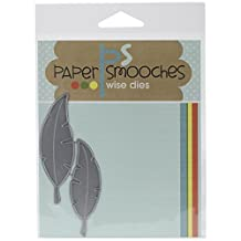 Paper Smooches Feathers Die by Paper Smooches