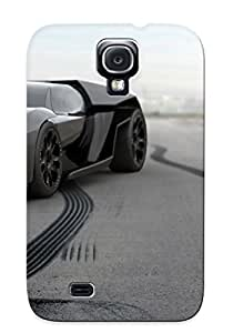 Cute Appearance Cover/tpu IDDqhSh707ARzjb Lambo Reventon Track Time Case For Galaxy S4