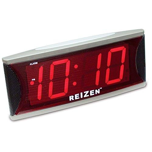 Reizen Jumbo Super Alarm 2 Inch