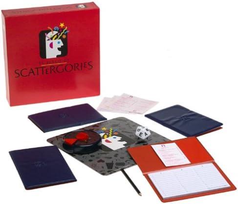 Milton Bradley El Juego de Scattergories: Amazon.es: Juguetes y juegos