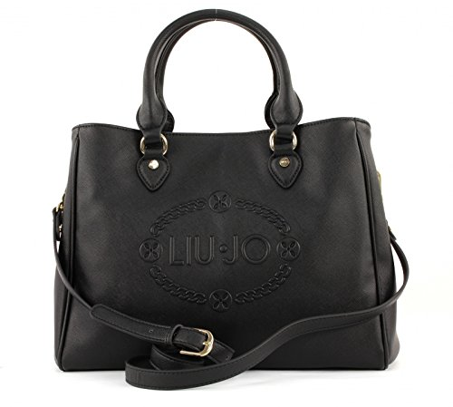 N16227E0140 CORALLO LIU BOSTON JO BAG Nero qxBRz6wR