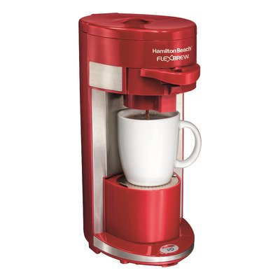 Hamilton Beach 49962 Flex Brew Single-Serve Coffeemaker by Hamilton Beach
