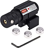 Pinty Compact Tactical Red Laser Sight with