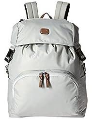 Bric's X-Bag Excursion Multipurpose Backpack, Pearl Grey